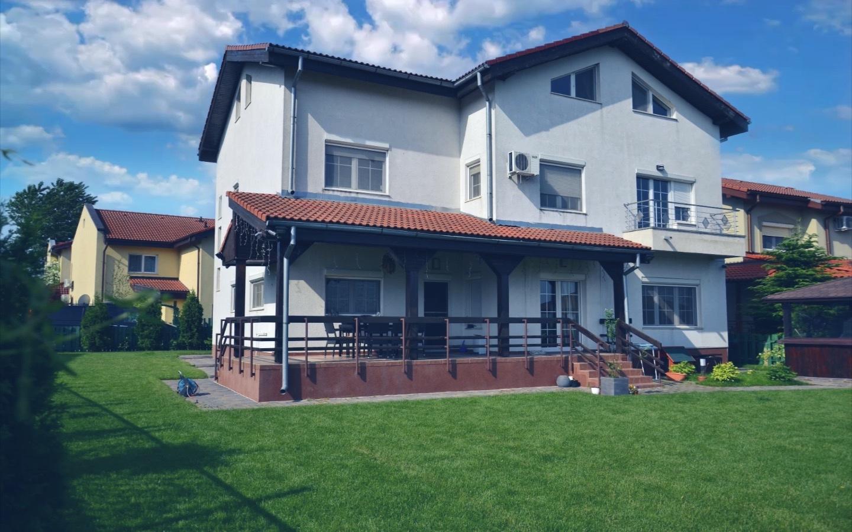 1H, Bld.Pipera, Class Compound, villa no.L6